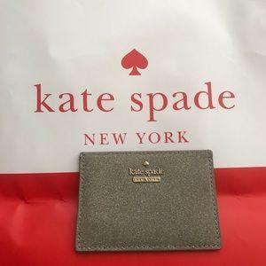 Kate Spade: Credit Card holder
